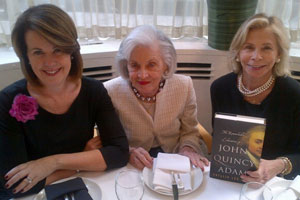 Diane Clehane, Phyllis Levin and Betsy Perry