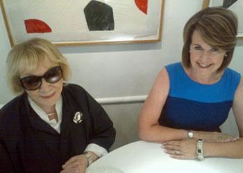 Joan Kron and Diane Clehane