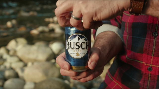 Check Out Busch's Surprisingly Funny 30-Second Super Bowl