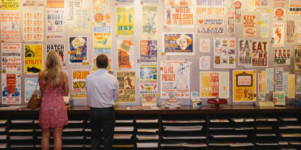How a Small Nashville Print Shop Forever Changed the Look of Advertising – Adweek