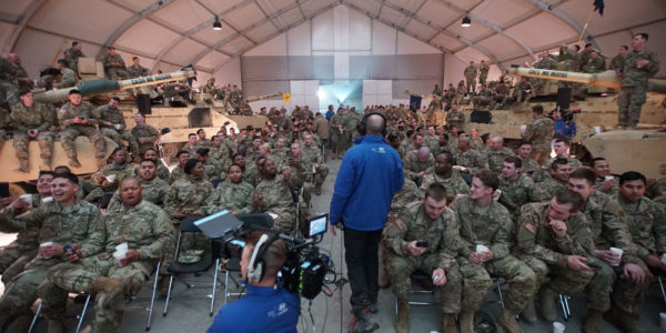 how hyundai and the us military created a super bowl ad in less than an hour  u2013 adweek
