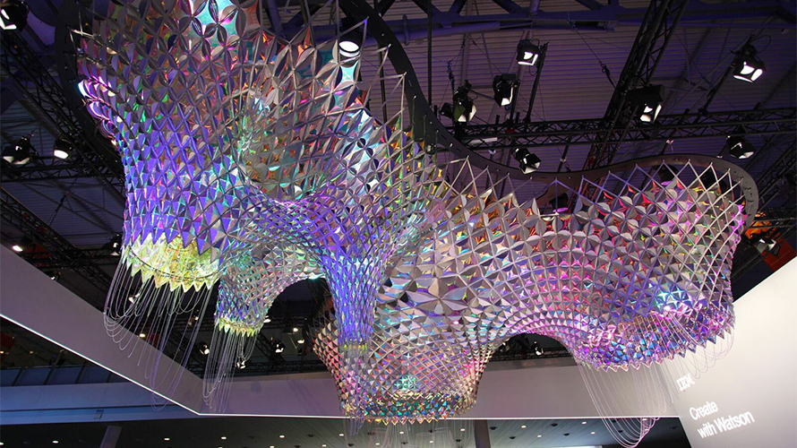 Ibm Watson Created A Modern Sculpture Inspired By The Work Of One Of