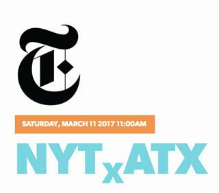 NYT Begins Its 6-Hour SXSW Lineup Tomorrow – Adweek