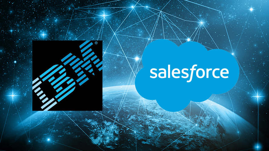 Salesforce and IBM Just Teamed Up for a Super-Charged Marketing Cloud