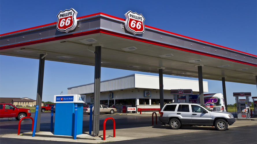 Phillips 66 Picture