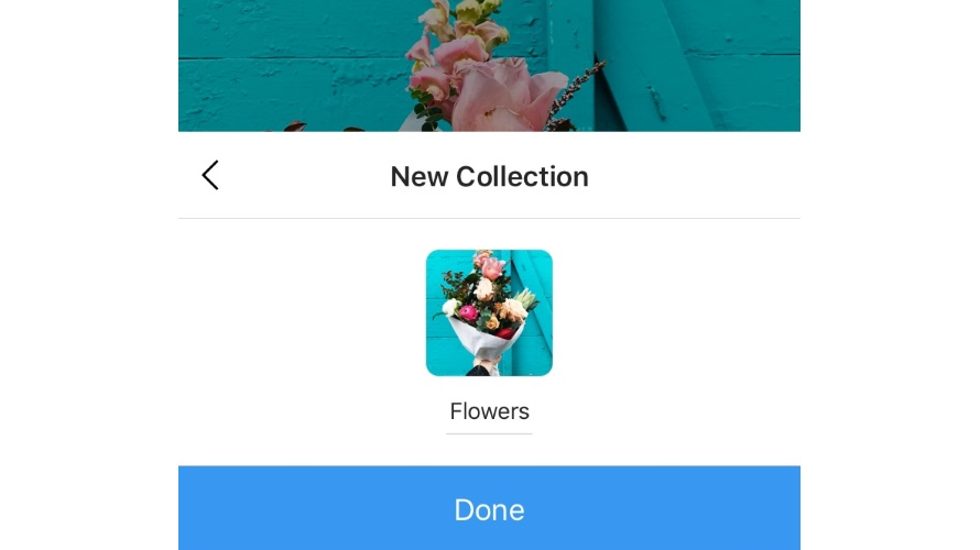 Instagram Users Can Now Organize Their Saved Posts Into