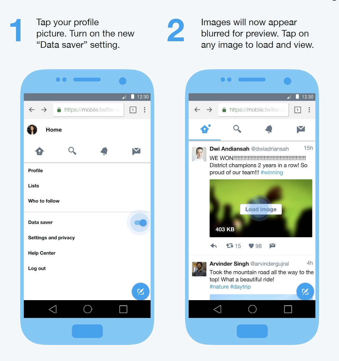 Twitter Lite Is Twitter's Solution for Users With Slower Networks