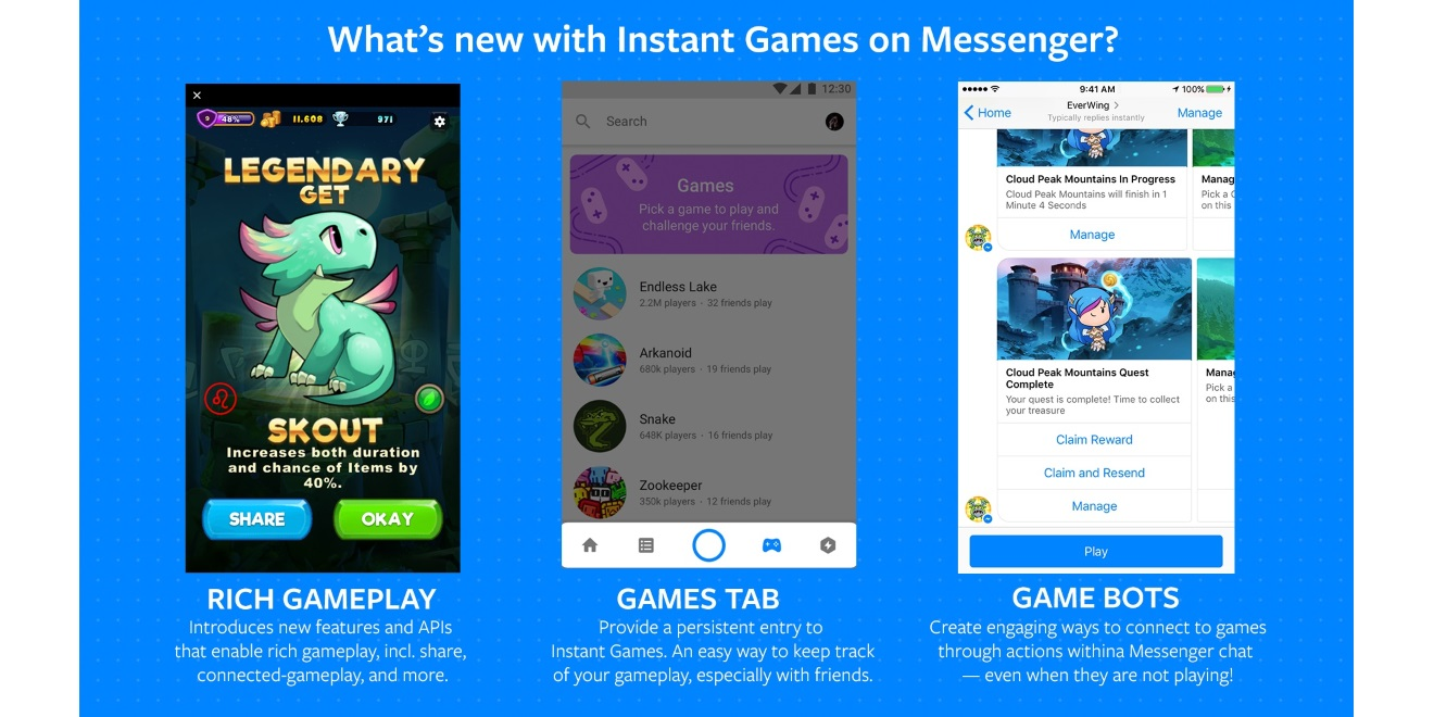 There Was Also Some Time for Games at Facebook's F8 – Adweek