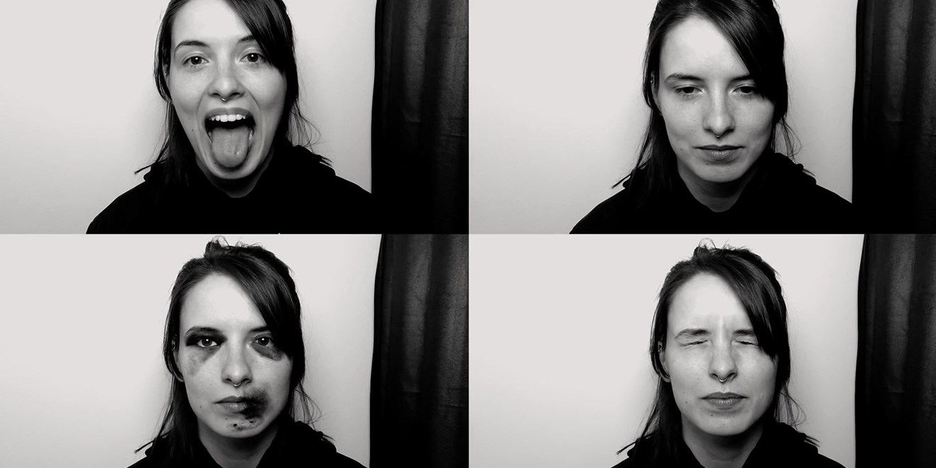 This Photo Booth Surprised Women With Pictures That Mirror Domestic Violence Statistics