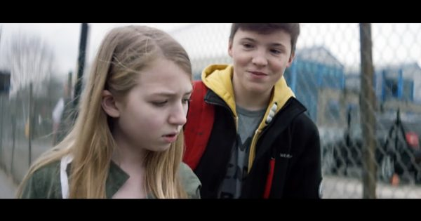 The Girl in This Jarring Autism PSA Used the Ad to Reveal Her Own Autism to Classmates