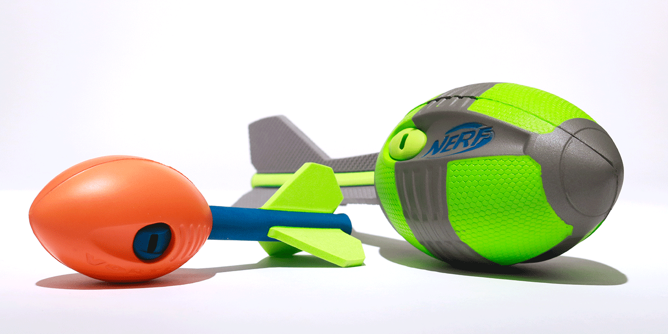 Nerf's Billion-Dollar Toy Empire Surprisingly Started With a