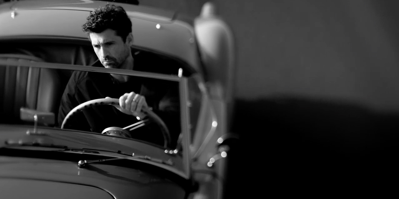 Patrick Dempsey Directed His First Ad And Its This Stylish