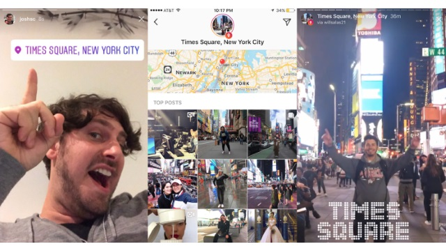a175c2b0f2f Instagram is testing a way for users to search publicly shared Instagram  Stories that are tagged with location stickers.