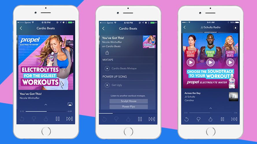 Pandora Is Building Branded Radio Stations That Offer On-Demand