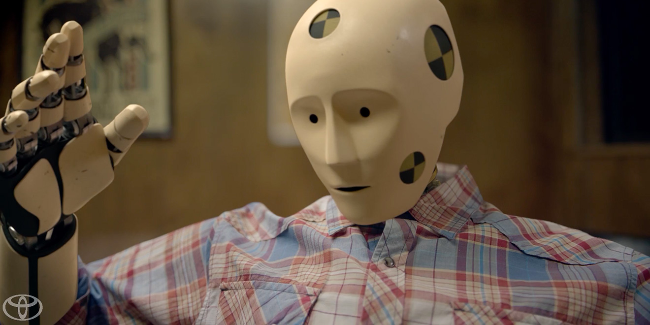 Toyotas Cars Are So Safe Today Its Crash Test Dummies Are Looking