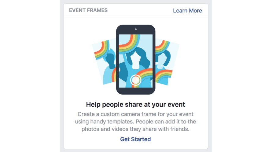 Did Facebook Roll Out Custom Photo Frames for Events? – Adweek