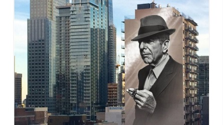 Montreal Celebrates Native Son Leonard Cohen With Separate