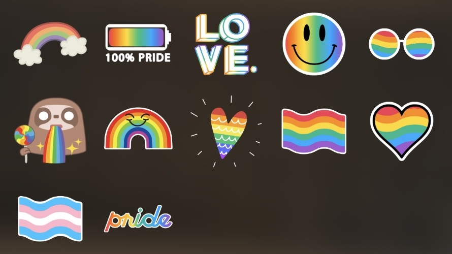 snapchat rolled out lgbtq pride month creative tools and our stories