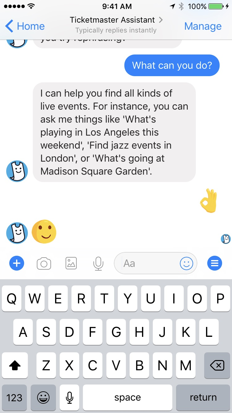 Ticketmaster Said In A Blog Post Introducing The New Bot: