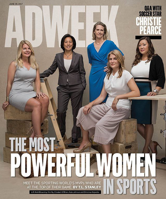 The Most Powerful Women in Sports  35 Executives and Influencers Winning  Over the Next Generation of Fans d10571f24