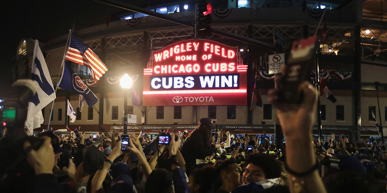 How the Cubs' Marketing Evolved as the Team Went From 'Lovable Losers' to World Series Champs
