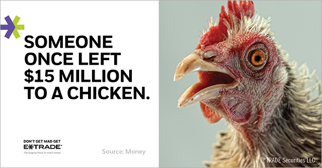 E*Trade Stokes Rage Against the 1% in Remarkable Ads From MullenLowe
