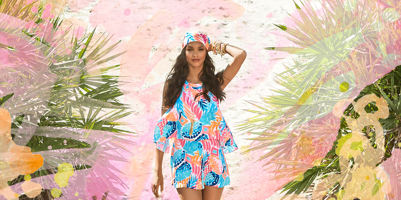 f05fe5a4275157 For nearly six decades, Lilly Pulitzer has defined summertime attire for  affluent women.