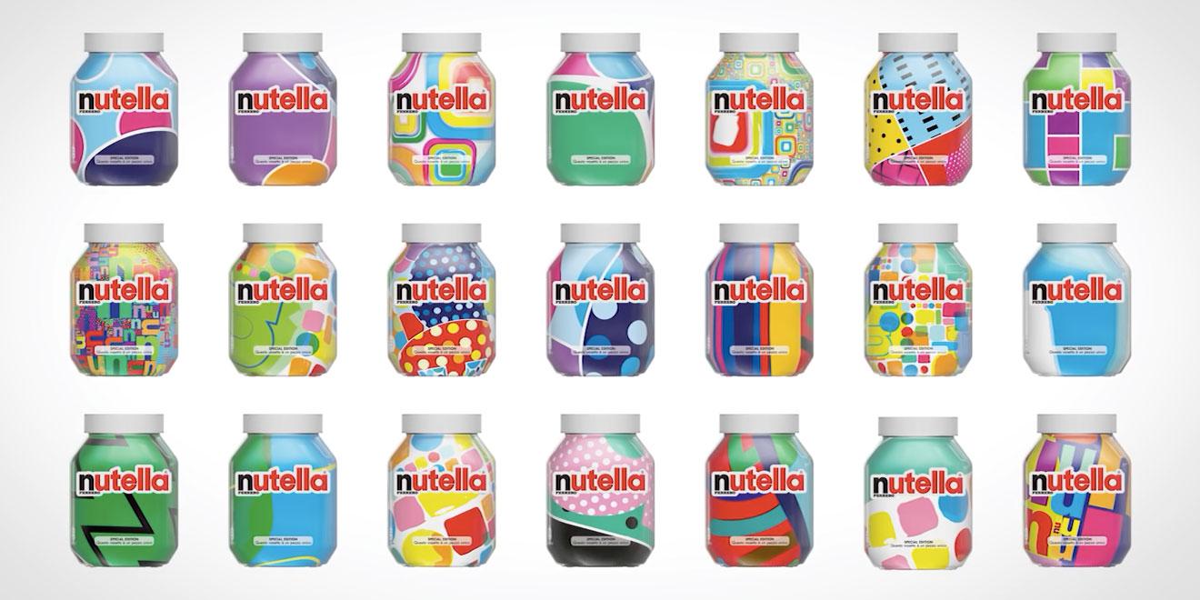 nutella s unique product now comes in 7 million unique jars adweek