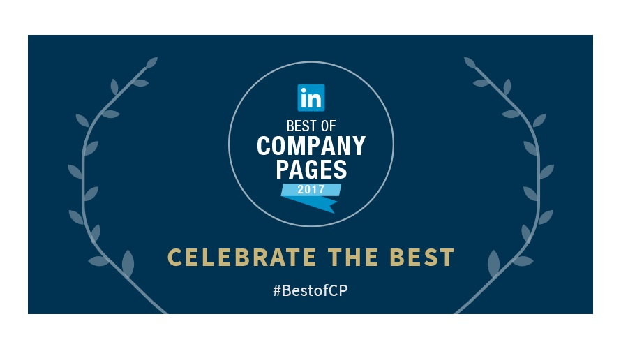 linkedin u2019s 10 best company pages for 2017 are  u2026  u2013 adweek