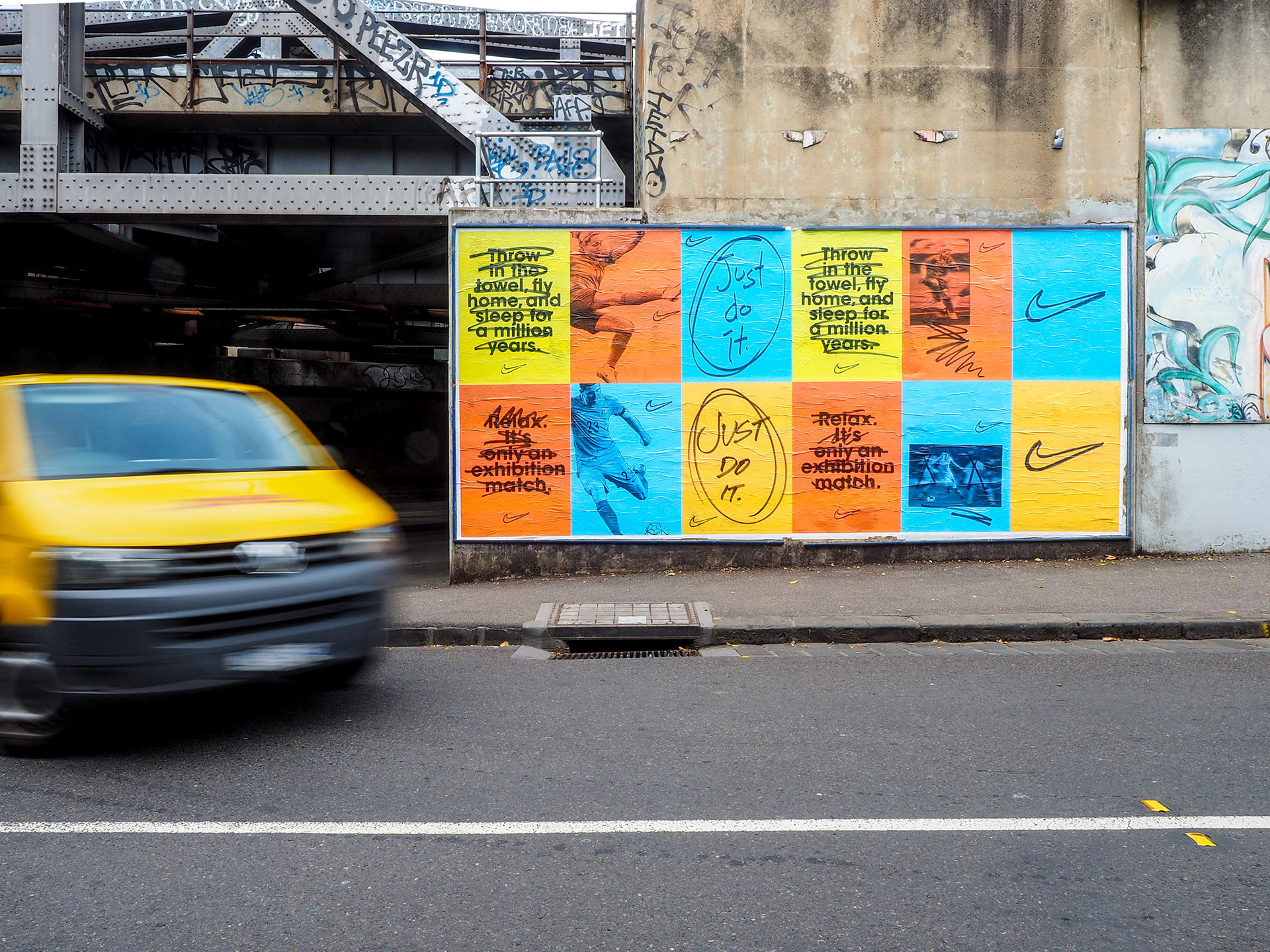 Just Do It  Is Easier Said Than Done in Nike s Fun New Ad Campaign ... 0554241fc50