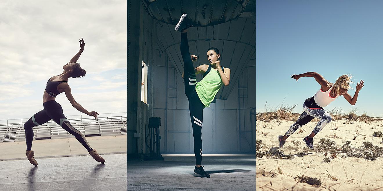Under Armour Tells Its Women Athletes' Stories Through