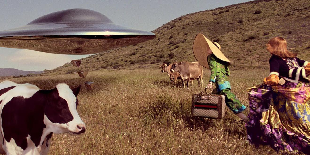 Glen Luchford's Gorgeous, Delightfully Weird New Ad for ...