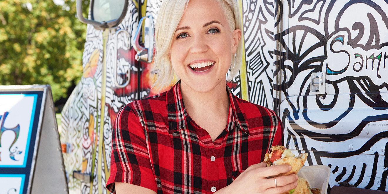 How Youtube Star Hannah Hart Went From Drunk Cooking To Her Own Food