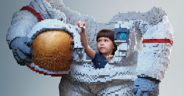 the story behind lego u2019s brilliant print ads from the