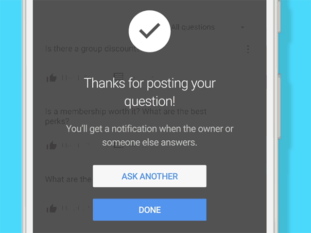 Google Maps Now Lets Users Post Questions And Answers On Business