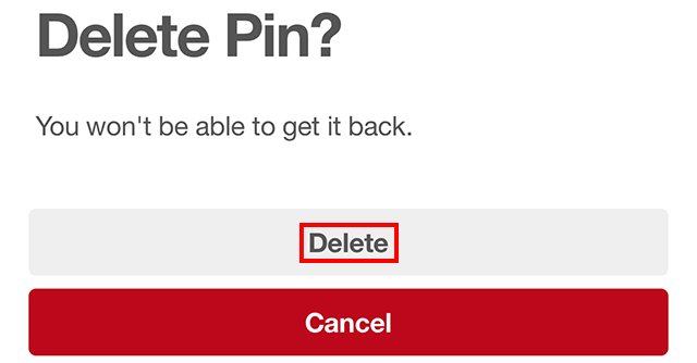 Pinterest: Here's How to Delete a Pin – Adweek
