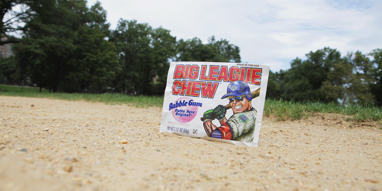 The Story Behind Big League Chew, the Shredded Gum That Benched Tobacco in a Minor League Dugout