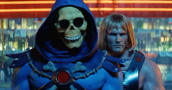 He Man And Skeletor Have The Time Of Their Lives In