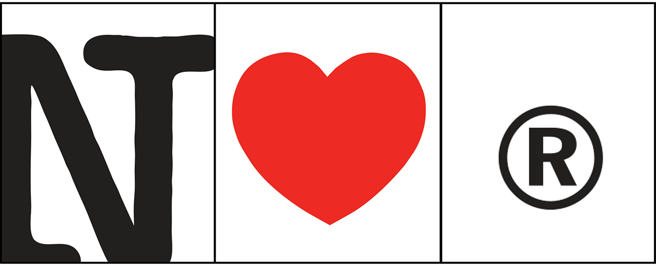 How the i heart ny logo transcended marketing and endures 4 designer milton glaser began with the american typewriter font but rounded off the edges because the actual typeface is clunky he later explained altavistaventures Gallery