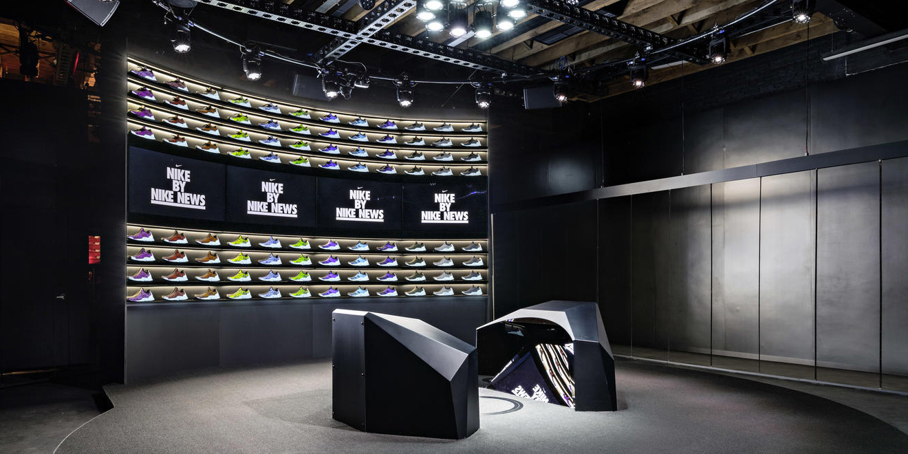 b70bac52290e1 Future of Retail? Nike's Cool New Toy Lets You Design and Print ...
