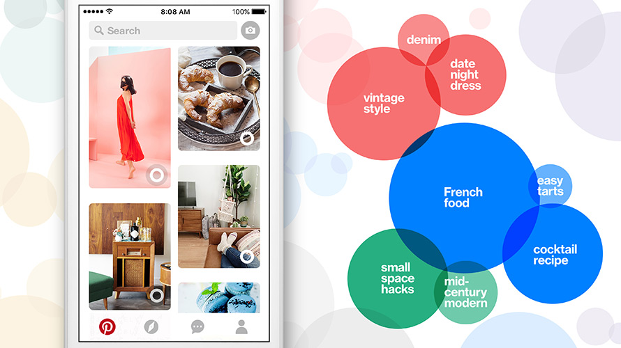 Pinterest Opens Up 5,000 Interest Categories for Ad Targeting