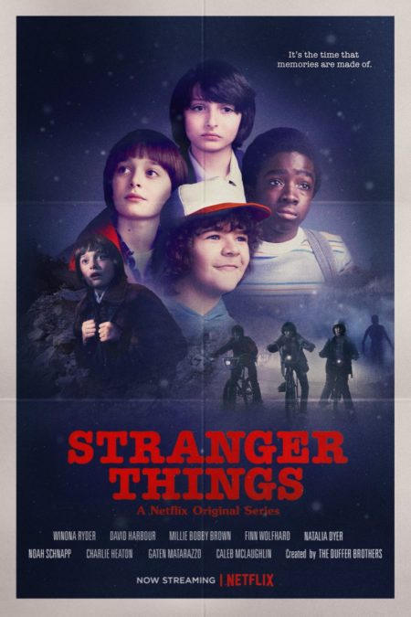 Netflix Is Making Stranger Things Versions Of Classic 80s
