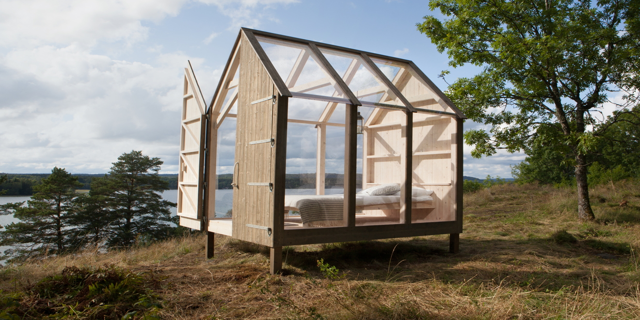 Sweden Built Glass Cabins for Five Stressed-Out Foreigners in Its Latest Fun Tourism Stunt