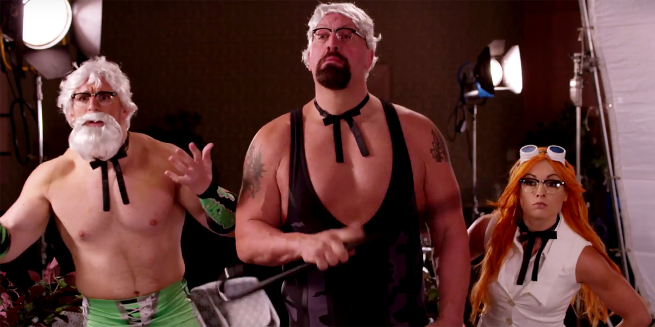 Wwe Held Auditions For The Next Colonel Sanders And Yep