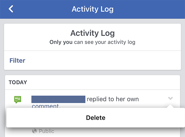 Facebook: Here's How to View Your Activity Log – Adweek