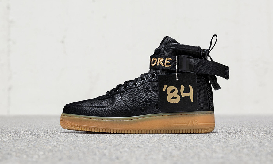 outlet store c1662 78b5e How Nike Is Honoring Baltimore for Saving the Air Force 1 Sneaker ...
