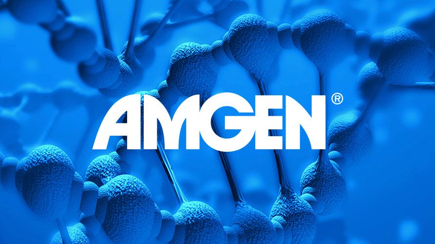 Pharma Giant Amgen Sends Its Estimated $350 Million U S