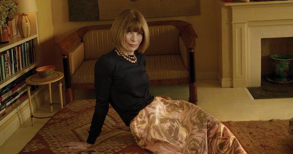 adweek u2019s brand visionary  anna wintour changed publishing