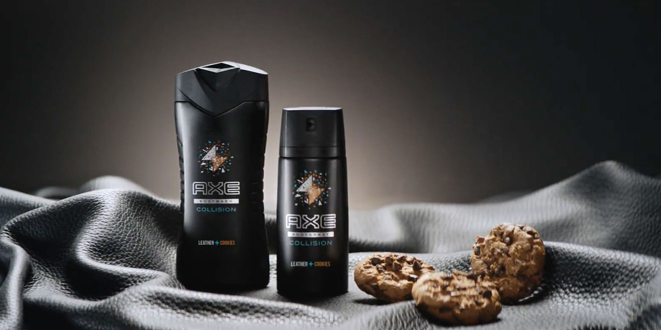 Axe Made a Product Scent Called Leather + Cookies, and Has a Weird