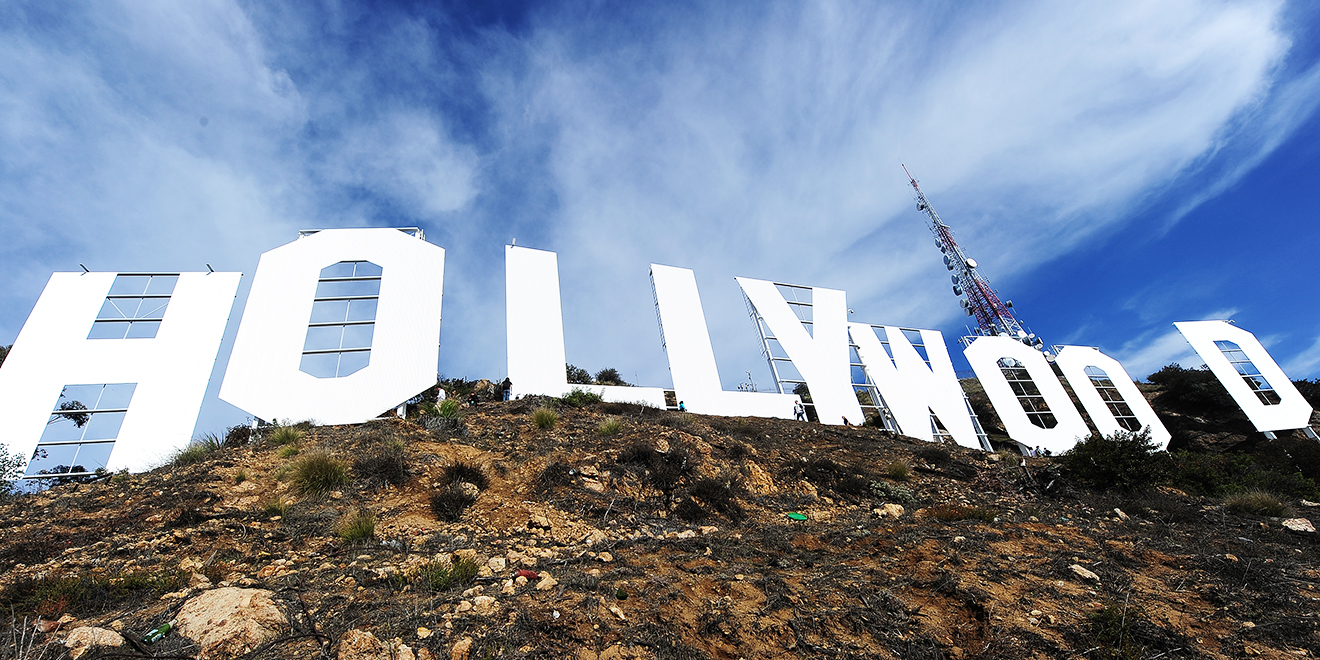 How The Hollywood Sign Went From Temporary Billboard To Symbol Of